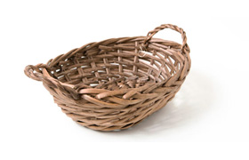 A wicker basket or ancient sailing vessel?
