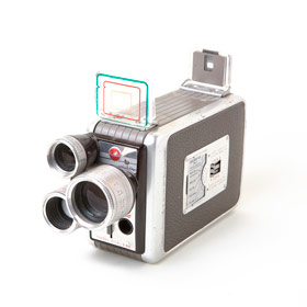The Kodak Brownie. Man, what ever happened to lens turrets, anyway?