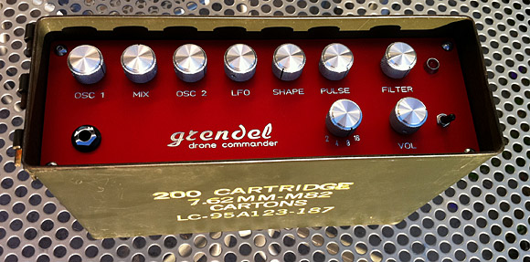 grendel drone commander with Grendel Drone  Mander on Tune In Tokyo besides Radikal Technologies 162907407057777 moreover Fiche also 1901843 Grendel Drone  mander Massive Analog Synth Free Shipping In Us Canada besides Drone 20 mander.