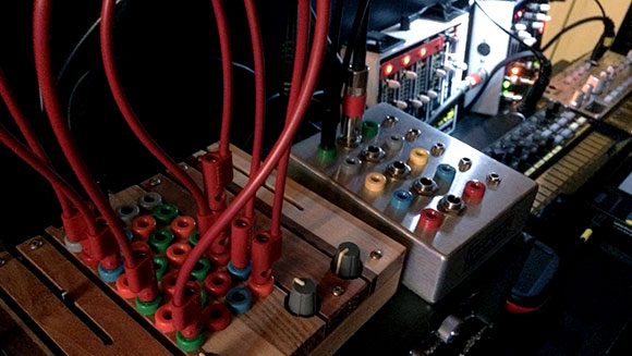 """A """"format jumbler"""" like the Low-Gain Electronics UTL-4 makes using control voltage with Ciat Lonbarde instruments a snap."""